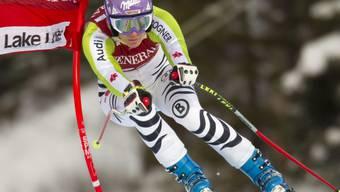 Sieg in der Abfahrt in Lake Louise für Maria Riesch