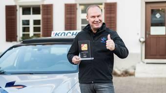 Beat Schwendimann, der beliebteste Fahrlehrer der Schweiz