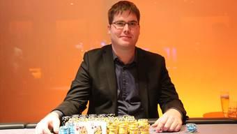 Als frischgebackener Schweizer Meister war Ramon Wicki sofort klar: Die Zeit für einen Trip nach Las Vegas ist gekommen.