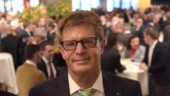 «Ein weiter Weg»: Gewerbeverbandsdirektor Gabriel Barell.