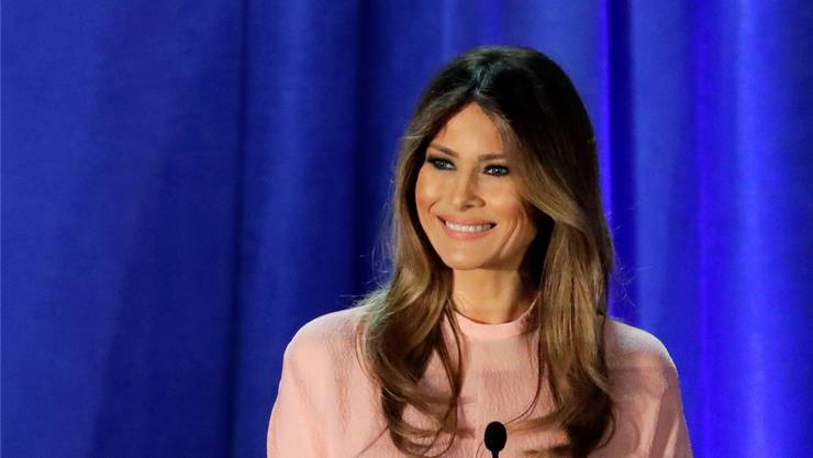 Melania Trump (46) wurde als Melanija Knavs in Slowenien geboren. Die US-Staatsbürgerschaft hat sie seit zehn Jahren.