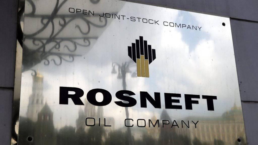 Der Ölriese Rosneft ist das weltweit grösste börsenkotierte Unternehmen der Branche.