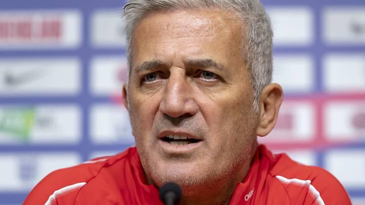 Vladimir Petkovic will die Bestätigung von der starken Leistung gegen Island