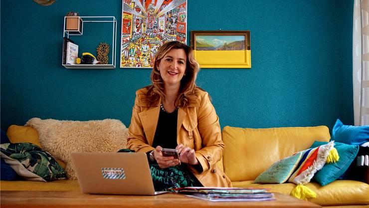 Sonia Eterno schuf sich und anderen Eltern einen digitalen Terminhelfer.