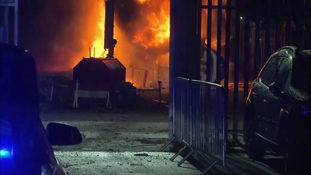 Leicester City: Helikopter verunglückt am Stadion