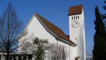 Schatten über der reformierten Kirchgemeinde in Frick.