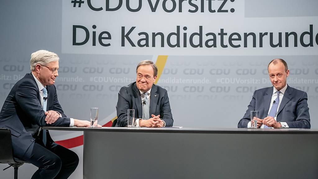 CDU wählt neuen Parteichef – wird er auch Bundeskanzler?