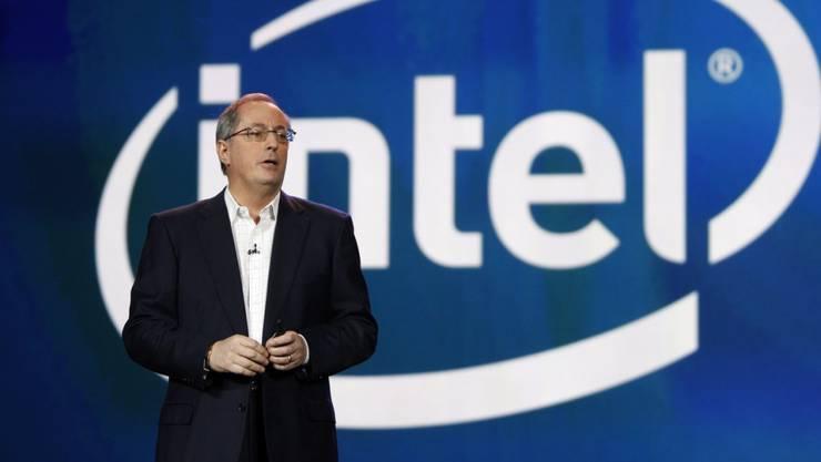 Der langjährige Chef des Intel-Konzerns ist im Alter von 66 Jahren verstorben. (Archivbild)