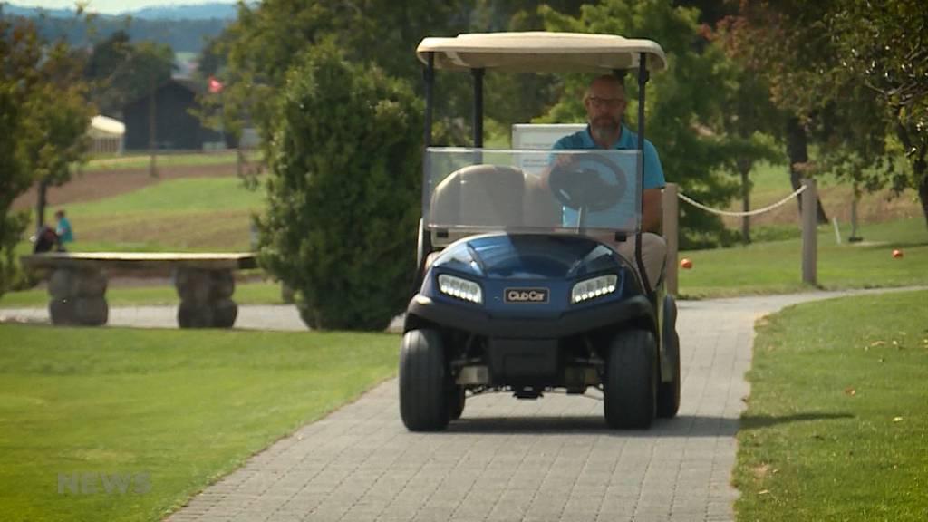 Grossbrand Aetingen: Defektes Ladekabel eines Golfcarts verursachte Millionenschaden