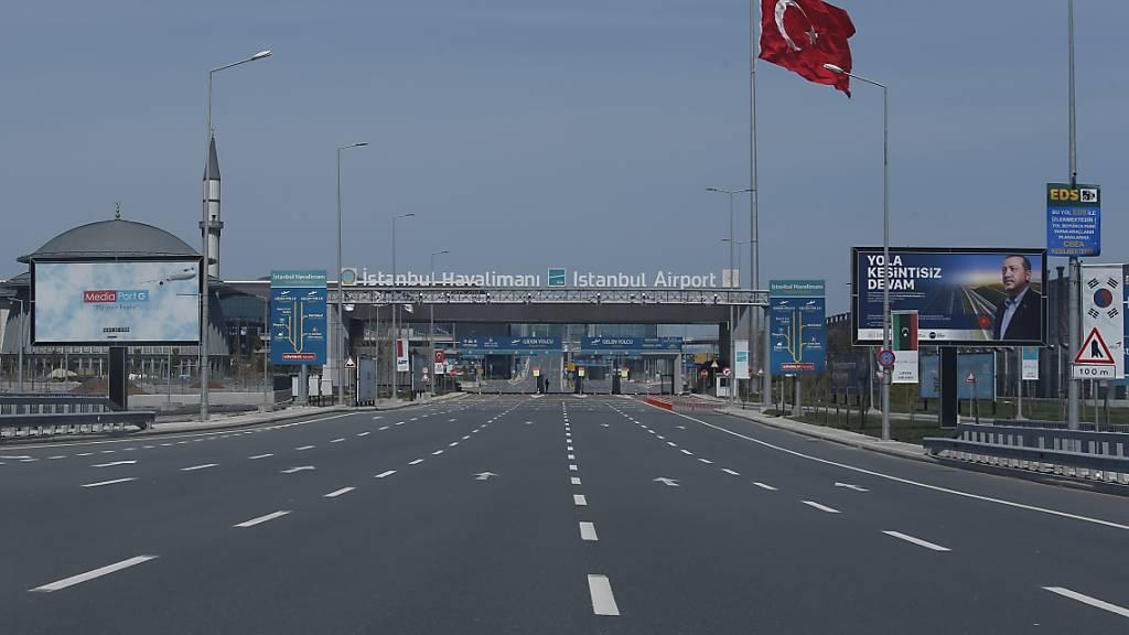 Weitgehendes 48-stündiges Ausgehverbot endet in türkischen Städten