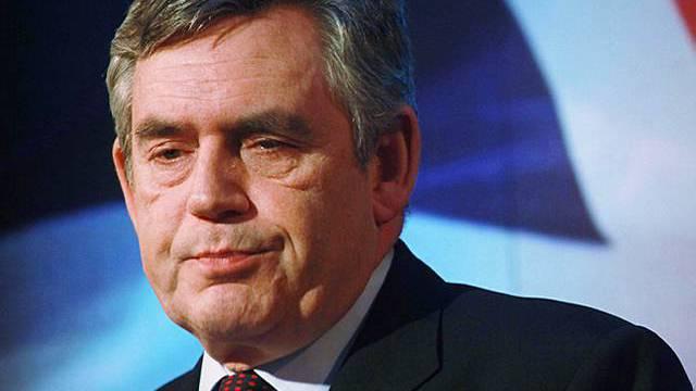 Gordon Brown hat mit Lobby-Skandal zu kämpfen