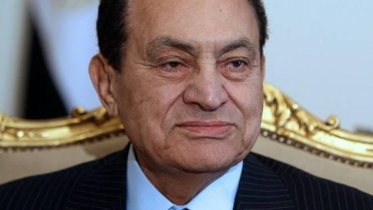 Ägyptens Langzeitmachthaber Husni Mubarak ist im Alter von 91 Jahren gestorben. (Archivbild)