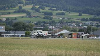 Bauvorhaben Neubau REGA-Hangar und Werkhof mit neuem Tower Flugplatz Grenchen