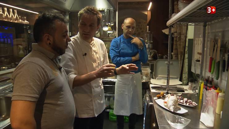 Casco Viejo, Daniel Bumann, Der Restauranttester, Sendung, 3+, Tapas Bar, Restaurant, Zürich