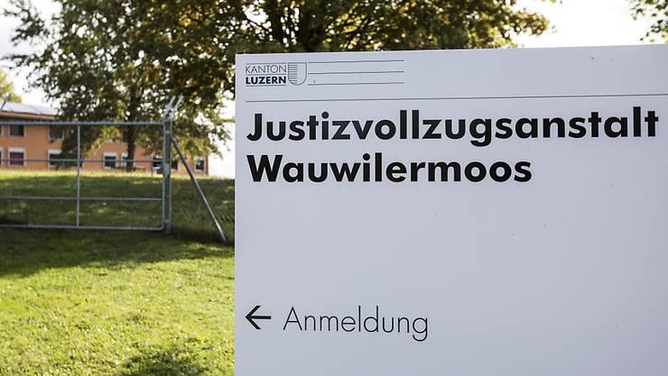 Auch für die Justizvollzugsanstallt Wauwilermoos ist der Forensische Dienst der Luzerner Psychiatrie zuständig.  (Archivbild)