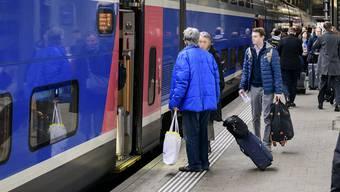 TGV Lyria kehrt zum Normalbetrieb zurück.
