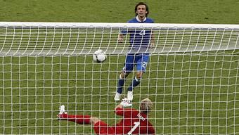 Nerven aus Stahl: Andrea Pirlos grandioser Penalty gegen England