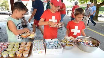 Die 1. August-Feiern in Olten und im Niederamt 2018