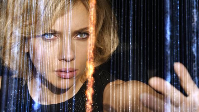 """Scarlett Johansson in einer Szene von """"Lucy"""""""