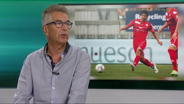 «Callà ist der einzige Spieler, vor dem sich der FC Aarau fürchten muss»