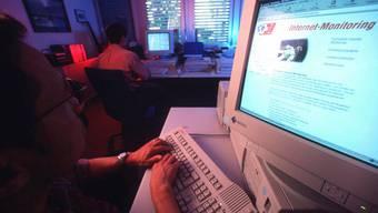 Die meisten Hinweise auf Kinderpronografie kamen schon bisher aus den USA. (Symbolbild)