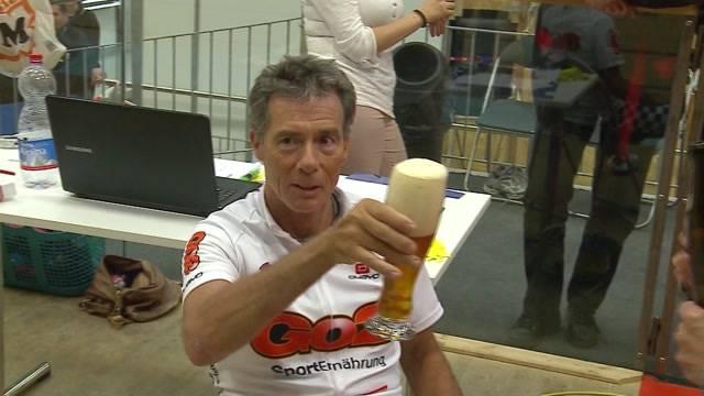 René Schiegg triumphiert trotz Niederlage