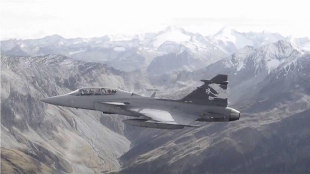 Kampfjets — Attacke auf Amherd