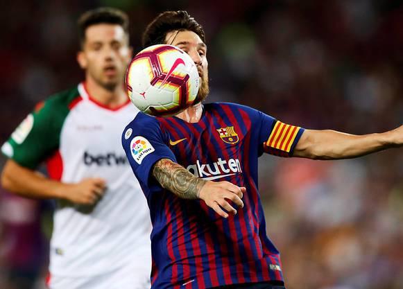 Gelingen Lionel Messi auch in der Champions League wieder Glanzauftritte?