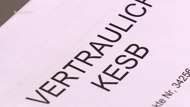 Keine KESB-Akten mehr im Gefängnis