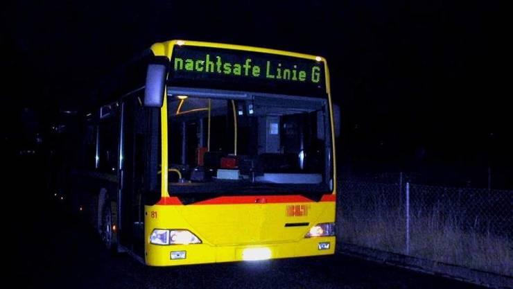 Die Nachtbusse der BLT bringen bereits seit 2008 Baselbieter Partygänger nach Hause.