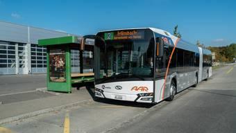 Der Solaris Urbino 18.