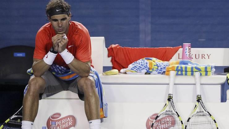 Nadal scheidet in Melbourne im Viertelfinal aus