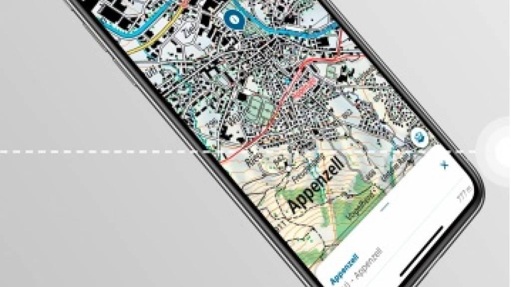 Bund gibt neue Karten- und Geodaten-App heraus
