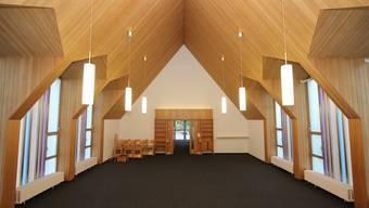 Die ehemalige neuapostolische Kirche soll Sitz der Balsthaler Bibliothek werden.