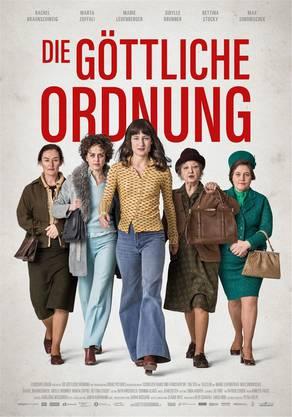 Petra Volpes «Die göttliche Ordnung» lockte über 300 000 Zuschauer ins Kino – und geht ins Rennen um den Oscar.