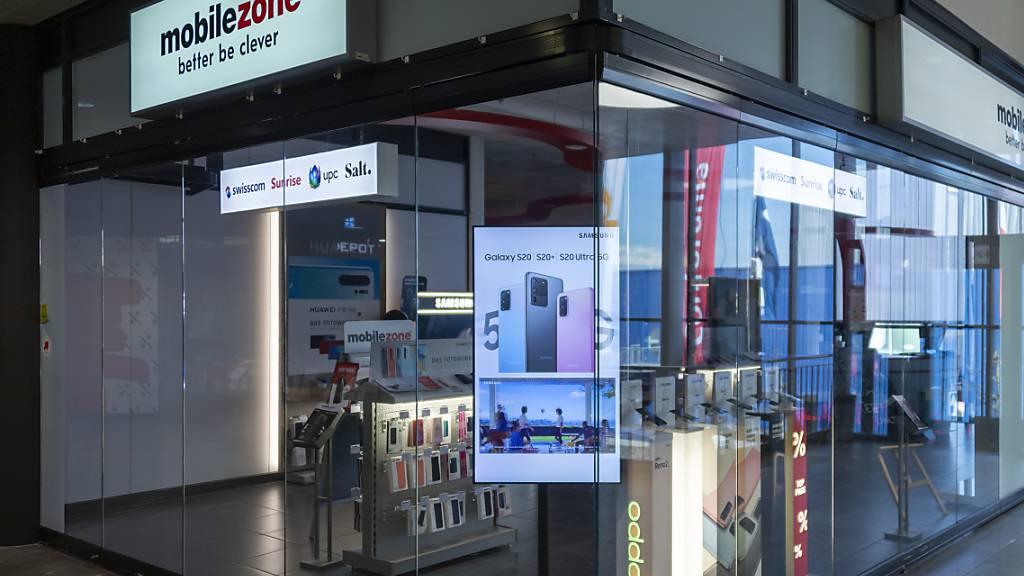 Mobilezone verkauft neu Swisscom-Billiglinie Wingo