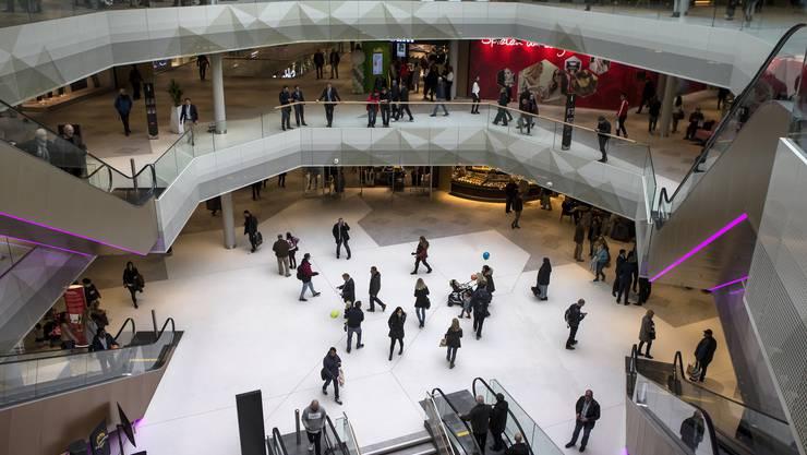 Heute Mittwoch hat in Ebikon die «Mall of Switzerland», das zweitgrösste Einkaufszentrum der Schweiz, seine Türen geöffnet.