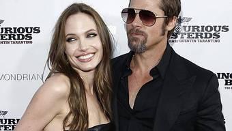 Jolie und Pitt auf dem roten Teppich
