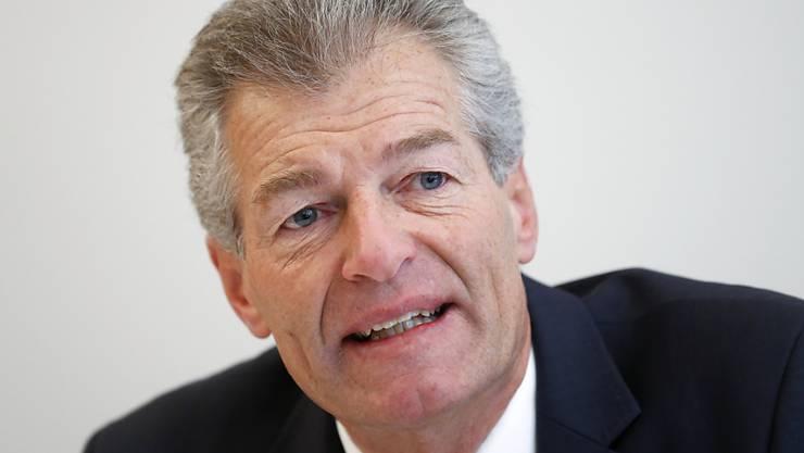 Ecomoniesuisse-Präsident Heinz Karrer hat am Donnerstag in Bern ein Schiedsgericht beim institutionellen Rahmenabkommen als beste Lösung bezeichnet.