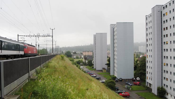 Siedlung, Verkehr und Landschaft: In den Gemeinden Brugg (Foto) und Windisch werden die Weichen gestellt.