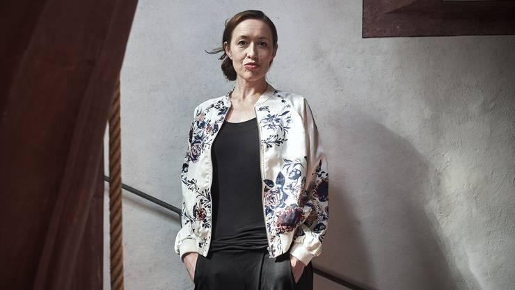Steffi Klär ist beim Kulturbüro Riehen zuständig für die «Kulturtreppe». Nicht nur dort ist sie von den Auswirkungen von Corona betroffen.