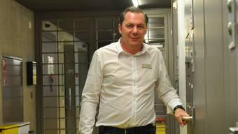 Roland Zurkirchen übernimmt die Direktion der Zürcher Untersuchungsgefängnisse.