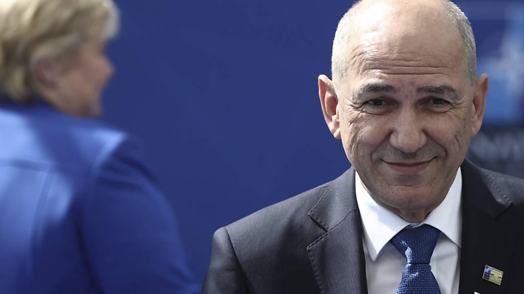 Deutsche Grünen-Politiker besorgt über Lage in Slowenien