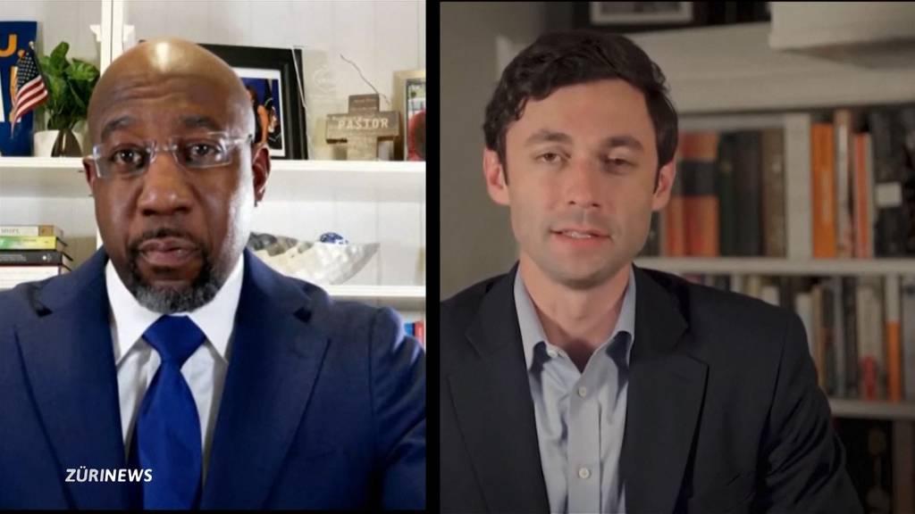 Demokraten gewinnen Senatswahl im US-Bundestaat Georgia