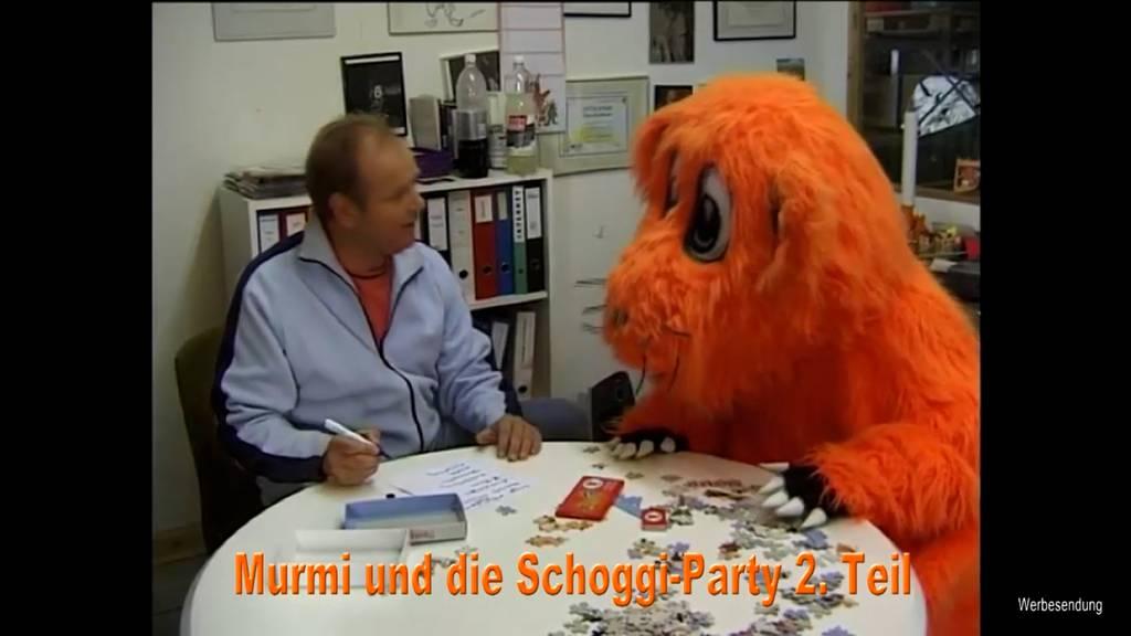 Murmi und die Schoggi-Party (2. Teil)