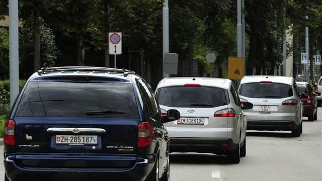 In der Schweiz wird über die Einführung von städtischen Umweltzonen diskutiert (Symbolbild)