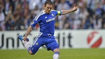 England bangt um Chelsea-Mittelfeldspieler Frank Lampard