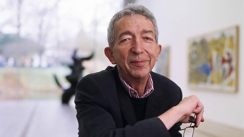 Zürcher Ausstellungskurator Christoph Vitali gestorben