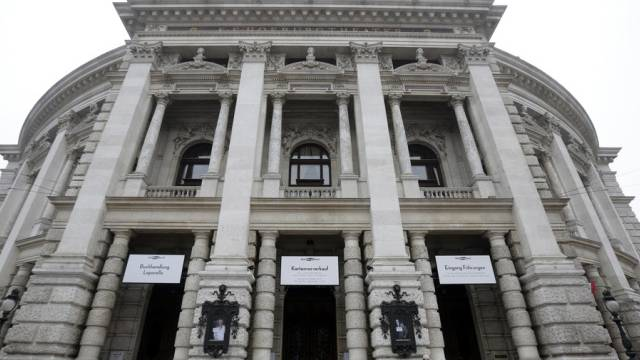 Traditionshaus: Das Wiener Burgtheater
