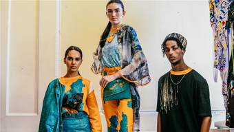 Ramona Erbs Modekollektion